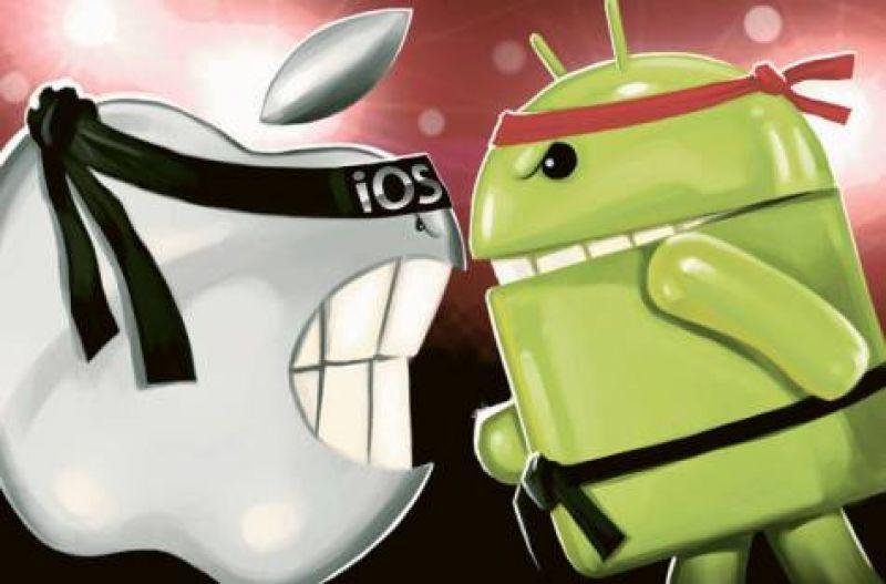 iOS от Apple.