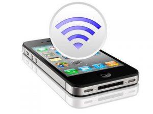 айфон не подключается к сети wifi