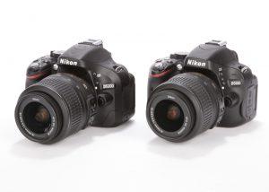 Nikon-D5200-and-D5100